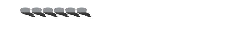 Front Row Insurance and Hudson's Bay logos